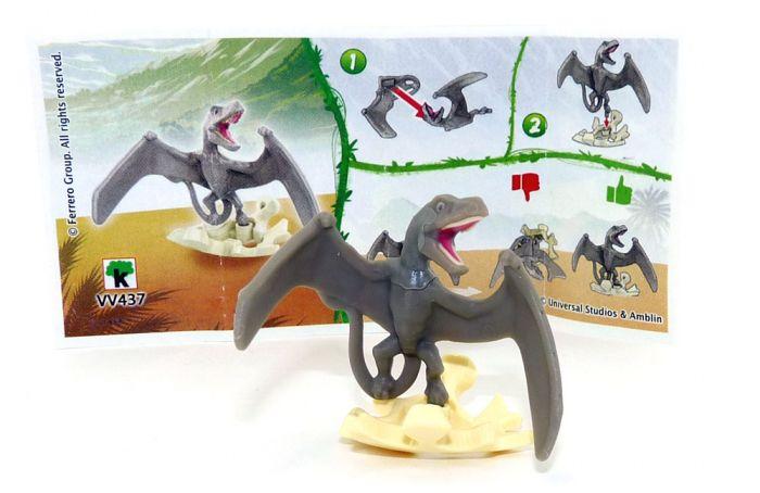 Dimorphodon aus der Serie Jurassic World mit der Kennung VV437