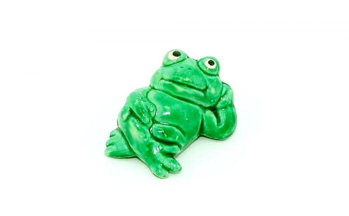 """Faulenzer aus der Serie """"Happy Frogs"""" von 1986"""