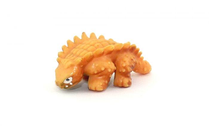 Ankylosaurus in orange (Saurier von 1978)
