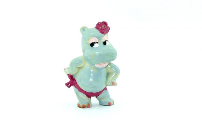 Susi Sonnenschein aus der ersten Happy Hippo Serie von 1988