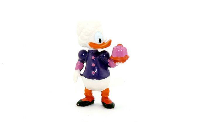 Oma Duck mit Napfkuchen (Donalds flotte Familie)