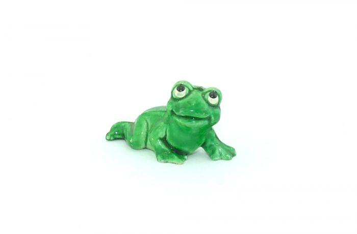 """Frechdachs aus der Serie """"Happy Frogs"""" von 1986"""