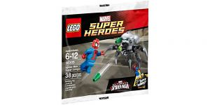 LEGO Super Heroes Spider-Man Super Jumper im Polybag [Nummer 30305]