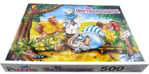 Welz Puzzle - Im Überraschungsland noch original verpackt