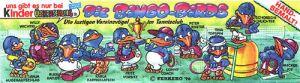 Die Bingo - Birds Beipackzettel