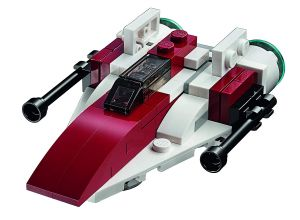 LEGO Star Wars A - Wing Starfighter Polybag [Nummer 30272]