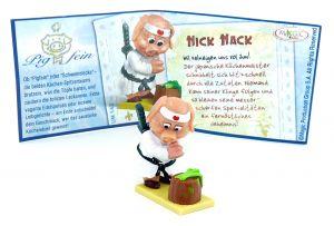 Hick Hack mit Beipackzettel (Duell in der Küche)