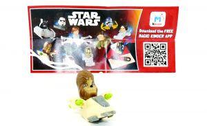 CHUI - Chewbacca von Star Wars mit Beipackzettel (FS323)