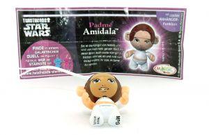 Padmé Amidala mit schwarzer Kennung unter den Füßen (Variante)