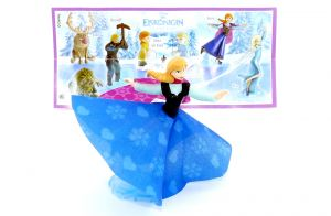 ANNA aus der Serie die Eiskönigin mit deutschem Beipackzettel SD282