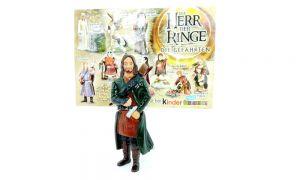 Aragorn der Waldläufer mit Beipackzettel (Herr der Ringe 1)