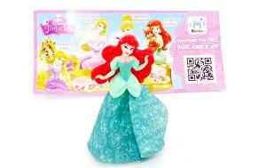 Arielle von den Prinzessin Palace Pets mit Beipackzettel