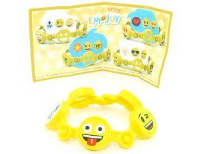 EmoJoy Armbänder mit Top und Beipackzettel (SE783)