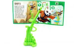 SHIFU mit deutschen Beipackzettel FS285 (Kung Fu Panda 3)