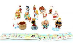 Asterix in Amerika mit einem Beipackzettel (Komplettsätze)