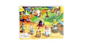Schönes massives Werbepuzzle Asterix aus Ungarn (von 2005)