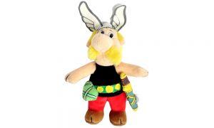 Asterix aus dem Maxi Ei als Plüschfigur mit Beipackzettel