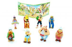 Asterix Jubiläumsserie Geburtstag mit 1 BPZ (Sätze Deutschland)