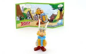 Asterix Variante mit geraden Kopf. Aus der Asterix Jubiläumsserie