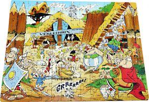 Maxi Ei Puzzle von Asterix und die Römer mit Beipackzettel aus dem Jahr 2000
