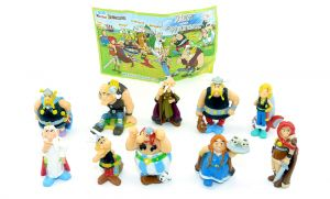 Satz Asterix und die Wikinger mit Beipackzettel (Komplettsätze)
