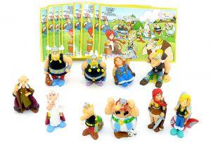Asterix und die Wikinger als Europa Satz mit 10 neutralen Beipackzetteln