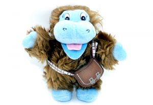 Aubacca aus dem Maxi Ei, Wookiee Chewbacca aus Star Wars