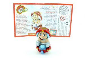 Baby Wroom mit deutschen Beipackzettel (Babyfeuerwehr)