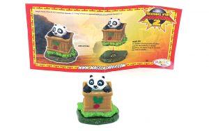 BABY PO mit deutschen Beipackzettel (Kung Fu Panda 2)
