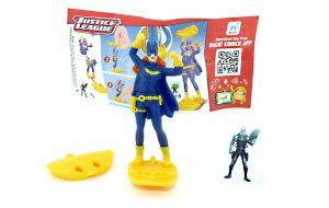 BATGIRL von den Justice League mit Beipackzettel DV419