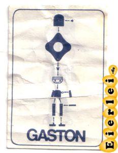Gaston BPZ (Alte Ü-Ei Inhalte)