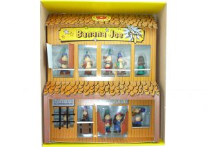 Diorama von Banana Joes Freunde von Rübezahl Koch