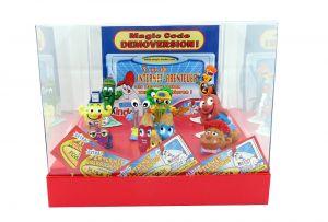 Diorama - Die verrückte Schreibtischbande. Mit CD Magic Codes und original Karton