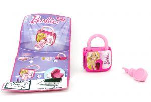 Schloß mit Beipackzettel aus der Serie Barbie I CAN BE