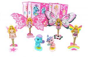 Satz Barbie Fairytopia aus Italien, 6 Figuren (Sätze EU)