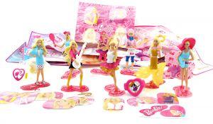 Barbie I CAN BE Figurensatz mit Zubehör aus Mexico