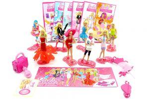 Barbie I CAN BE plus allen deutschen Beipackzetteln und Schloß + Armreifen