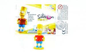 Bart Simpsons mit deutschen Beipackzettel (The Simpsons)