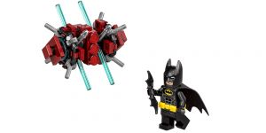 LEGO The Batman Movie Exclusive - Batman in the Phantom Zone im Polybag [Nummer 30522]