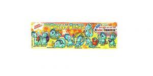 Beipackzettel der Drolly Dinos von 1993 (Beipackzettel)