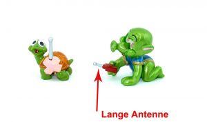 Benny Biemer mit langer Antenne (Super Spacys Variante)