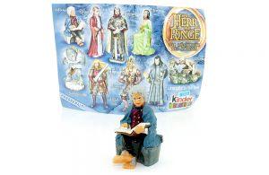 Bilbo Beutlin der Hobbit (Herr der Ringe III)