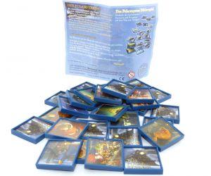 Bilderspiel aus dem Maxi Ei mit Beipackzettel (Polarexpress)
