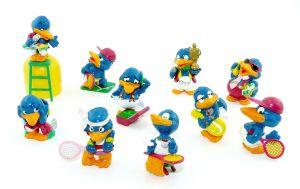 Die Bingo Birds von 1996 bis 97 (Komplettsatz)