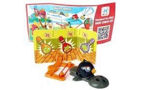 BOMP mit Beipackzettel FF601 (Die Angry Birds)