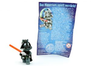 Darth Vader als Black Edition von Star Wars komplett (Variante)
