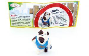 Bob Bull mit Beipackzettel (Großstadthunde)