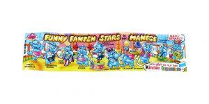 Funny Fanten Stars in der Manege Beipackzettel zur Serien