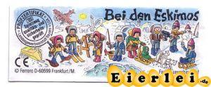 Beipackzettel von den Eskimos (Beipackzettel)