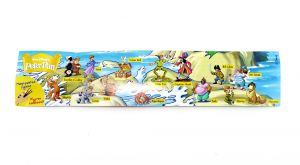 Serien Beipackzettel von Peter Pan Firma Rübezahl und Koch